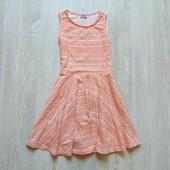 Стильное платье для девочки. F&F. Размер 6-7 лет. Состояние: новой вещи