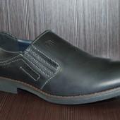 Мужские Туфли классика черные