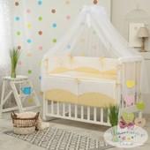 Маленькая Соня постельный комплект Tutti 6 и 7 элементов