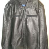 Акция!Куртка кожаная Angelo Litrico.-200грн. до 1-го ноября!