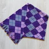 Стильный флисовый шарф. Состояние: новой вещи