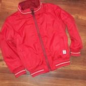 Куртка Zara 4-5 лет на две стороны.