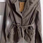 Новый женский пиджак от Stefanel (Италия)pазмер 42-44(ит.40)