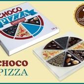 Новинки. Шоко пицца и мармеладки.
