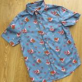 Стильная рубашка Rebel ( 8-9 лет)