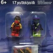 Lego Ninjago Боевой набор Кай и Вуу 5003085