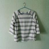 красивенная брендовая кофточка-блузка М-L