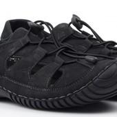 Туфли мужские Golderr, нубук, 42 размер