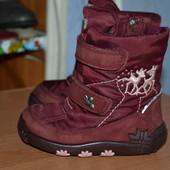 Зимові чобітки Elefanten 22 розмір