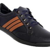 40 р Мужские удобные гибкие кроссовки (БЛ-01 СК)