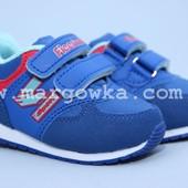 Новые кроссовки Fieerinni B207-3 размеры 27-32. Маломерят!