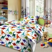 Динозаврики,постельные комплекты