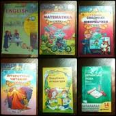 Учебники -2-  3 класс , зарубежная, информатика, диктанты