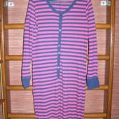 Пижама хлопковая, женская, размер L, рост до 175 см