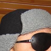 Фирменная стильная зимняя шапка бренд Avenue.57-58.