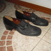 Туфлі Enrico ercolli 36 розмір 23 см шкіра Італія