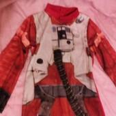 Карнавальный новогодний костюм Star Wars пилота По Дамерона на 5-6 лет