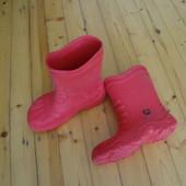 Сапоги Crocs Red оригинал M9 W11