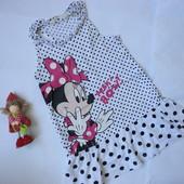 Платье с Минни 3-4г (идеал)