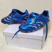 детские бутсы для футбола adidas оригинал. 17см.