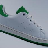 Мужские кроссовки Adidas Stan Smith White