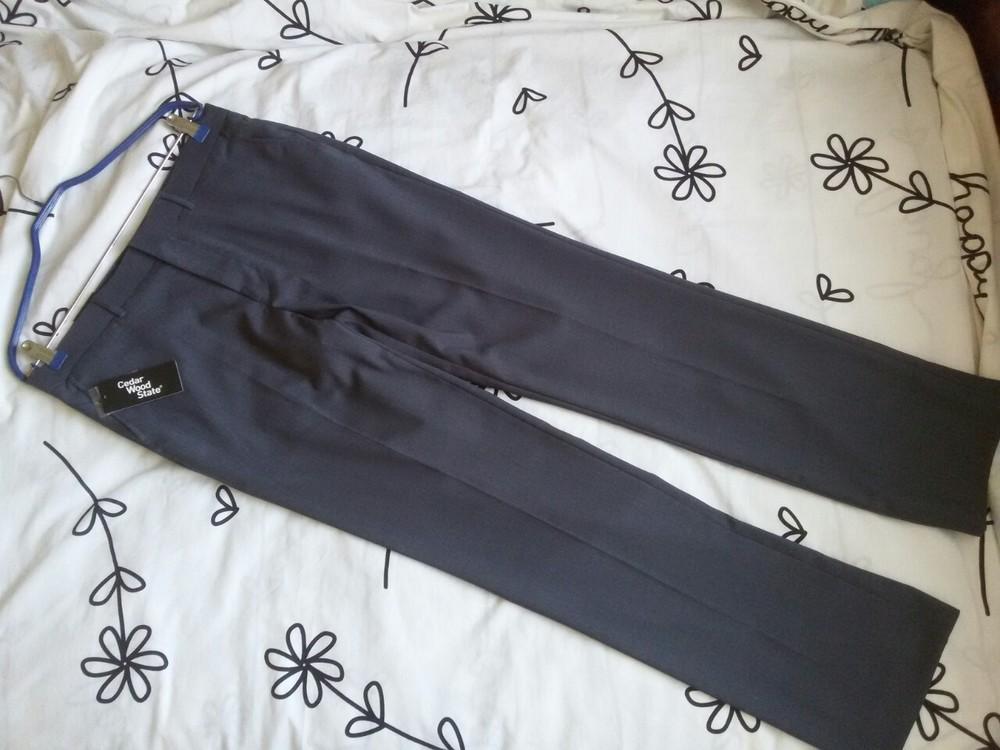 Крутые новые брюки cedar wood state, размер 32 фото №1