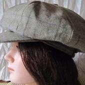 Кепка шерсть твидовая Schöffel Bakerboy Cap, Англия