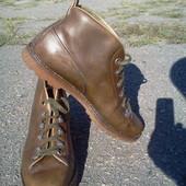 Ботинки Vibram ручная работа р-р. 43-й