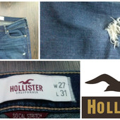 джинсики  Hollister