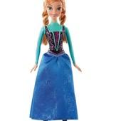 Mattel кукла Анна холодное сердце оригинал Anna Disney Frozen. В наличии
