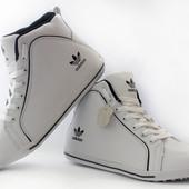 Осенние кожаные кроссовки для мужчин (A-1212)