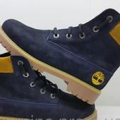 Детские подростковые демисезонные ботинки Timberland