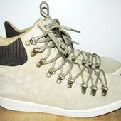 деми ботинки замша 28 см