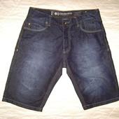 Джинсовые шорты Crosshatch разм. 32