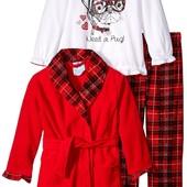 Изысканный комплект пижама+халатик. Размер 6. Америка.