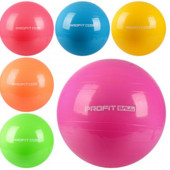Мяч для фитнесса Профи 0383 75 см мамам и малышам и просто для занятий