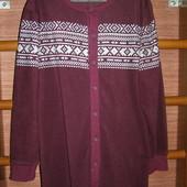 Пижама флисовая, мужская, размер L рост до 190 см