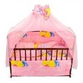 купить комплект постельный - 7 предметов, Принцессы