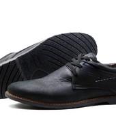 Туфли Gekon, р. 40-45, натур. кожа, три модели, код kv-2852