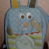 Фирменый рюкзак для деток от 1до 5 лет Франция