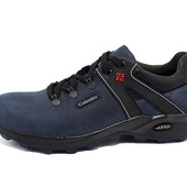 Кроссовки Columbia Leather Aero Blue