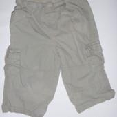 штанишки на малыша 6-12 мес