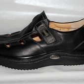 Ортопедические туфли 45 р Hart Jes Германия кожа оригинал