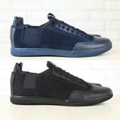 Туфли спорт из натур. кожи, р. 40-45, код nvk-2710