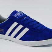 Мужские кроссовки Adidas Gazelle, адидас газели,