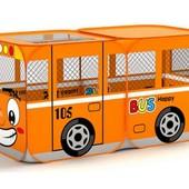 Палатка для детей Автобус 1183/7025