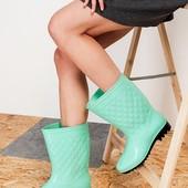 Женские резиновые ботинки Mint