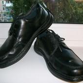 Туфли мужские натуральная кожа р.43,5