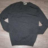 Warren&Parker мужской свитер 100 % мериносовая шерсть XXL-размер