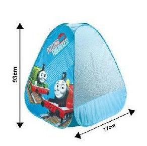 Палатка паровозик томас фото №1